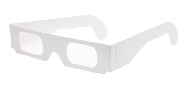 Spektralbrille weiß